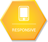 반응형 웹 PC, 모바일 환경에 구분없이 적용 가능한 반응형 웹사이트 제작.(일반, 워드프레스)